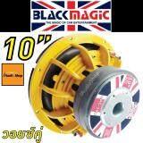 Black Magic ซับวูฟเฟอร์ ซับ ซับเบส ซับเหล็กหล่อ ซับโครงหล่อ ซับ10นิ้ว เหล็กหล่อ วอยส์คู่ แม่เหล็ก2ชั้น Bmg 10B Yellow จำนวน 1ดอก เป็นต้นฉบับ