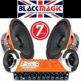 ราคา Black Magic ปรีแอมป์ ปรีรถยนต์ ปรีแอมป์รถยนต์ ปรี7Band ปรี7แบนด์ Bmg 501 ลำโพงเสียงกลาง ลำโพง Bmg 6Orange ทวิตเตอร์จาน ทวิตเตอร์ ลำโพงเสียงแหลม เครื่องเสียงรถยนต์ Dgs 202 Black Magic เป็นต้นฉบับ