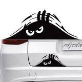 ขาย Black Monster สติ๊กเกอร์ สไตล์ขบขัน สำหรับติดท้ายรถยนต์ Black กรุงเทพมหานคร