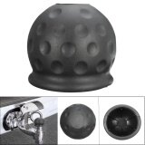 ซื้อ Black Plastic Tow Bar Ball Cover Cap Car Towing Hitch Caravan Trailer Towball Protect Intl แองโกลา