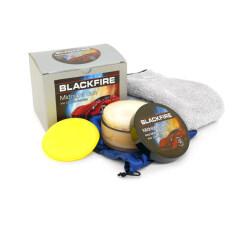 ราคา Blackfire รุ่น Midnight Sun Ivory Carnauba Paste Wax น้ำยาเคลือบสีรถยนต์เกรดพรีเมียม 7 4 ออน ใหม่