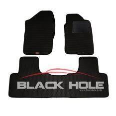 ขาย Blackhole Carmat พรมรถยนต์เข้ารูป 2 ชั้น Nissan Navara Cab 2Door ปี 2007 2013 Black Rubber Pad รุ่น Jninarbr 2 สีดำ Blackhole ใน กรุงเทพมหานคร