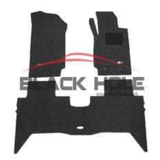 ซื้อ Blackhole Curl System Mat พรมรถยนต์ คอยล์ ซิสเทิมแมต Mazda Bt50 Pro Double Cab 2012 ปีปัจจุบัน รุ่น Cjmabpw 4G สีเทา