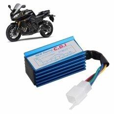 ราคา สีฟ้าคุณภาพสูง 5 ขา Cdi กล่องคอยล์จุดระเบิดสำหรับ Pit Bike Honda Xr50 Crf50 เป็นต้นฉบับ Oobest