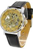 ซื้อ Bluelans® สีดำรัดนาฬิกาหนังเทียม Blue Lans