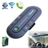 ขาย Bluetooth Hands Free Car Kit Wireless Portable Multipoint Sun Visor In Car Remote Control ใน จีน
