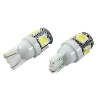 BMB หลอดไฟหรี่ T10 1.5W ใช้อเนกประสงค์ (สีขาว)