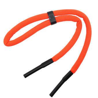 BolehDeals กีฬาแว่นตากันแดด CHAIN แว่นตาสายคล้องคอสาย   String สีส้ม-