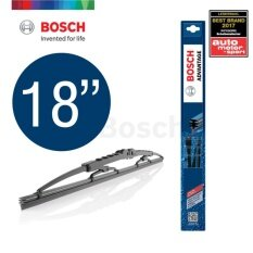 ราคา Bosch ใบปัดน้ำฝน รุ่น Advantage 18 คุณภาพสูง ติดตั้งง่าย ปัดสะอาด ที่สุด
