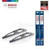 ขาย Bosch ใบปัดน้ำฝน Advantage ขนาด 18 นิ้ว และ 18 นิ้ว สำหรับ Ford Ranger Year 00 Bosch เป็นต้นฉบับ