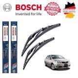 ราคา ใบปัดน้ำฝน Bosch Advantage ขนาด 20 นิ้ว และ 14 นิ้ว สำหรับ Toyota Soluna Vios Year 03 07 ใหม่