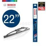 ขาย Bosch ใบปัดน้ำฝน รุ่น Advantage 22 คุณภาพสูง ติดตั้งง่าย ปัดสะอาด ใหม่