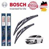 ขาย ใบปัดน้ำฝน Bosch Advantage ขนาด 24 นิ้ว และ 14 นิ้ว สำหรับ Honda City Gm Year 10 14 ถูก