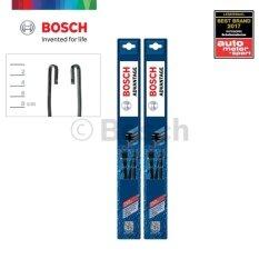 ซื้อ Bosch ใบปัดน้ำฝน รุ่น Advantage ขนาด 24 18 นิ้ว สำหรับ Toyota Vellfire Year 08 15 ใหม่