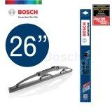 ขาย Bosch ใบปัดน้ำฝน รุ่น Advantage 26 คุณภาพสูง ติดตั้งง่าย ปัดสะอาด Bosch เป็นต้นฉบับ
