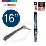 ซื้อ Bosch ใบปัดน้ำฝน รุ่น Aero Twin 16 คุณภาพดีเยี่ยม เสียงเงียบ ปัดสะอาด แถมฟรี หูฟังสเตอรีโอ Bosch ออนไลน์