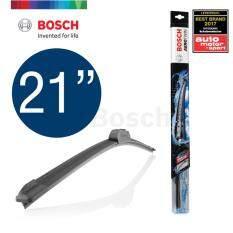ราคา Bosch ใบปัดน้ำฝน รุ่น Aero Twin 21 คุณภาพดีเยี่ยม เสียงเงียบ ปัดสะอาด แถมฟรี หูฟังสเตอรีโอ ที่สุด