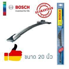 ขาย Bosch ใบปัดน้ำฝน รุ่น แอโร่ฟิต ขนาด 20 นิ้ว บรรจุ 1 ชิ้น U Hook