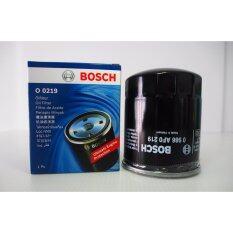 โปรโมชั่น Bosch ไส้กรองน้ำมันเครื่อง บ๊อช สำหรับรถยนต์ Isuzu All New D Max Commonrail 2 5 3 2012 On Mu X Bosch ใหม่ล่าสุด