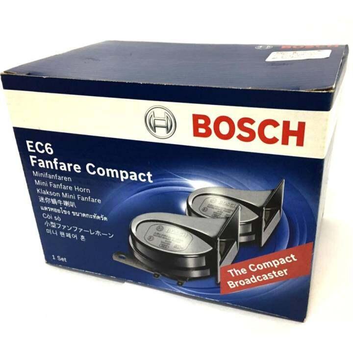 ซื้อที่ไหน แตรหอยโข่ง Bosch EC6