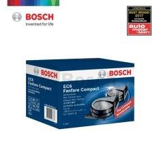 (มีตัวอย่างเสียง) Bosch เเตรรถยนต์ และ จักรยานยนต์ บ๊อช Ec6 วัสดุคุณภาพสูง เสียงดี ทนทาน By Quality Parts.