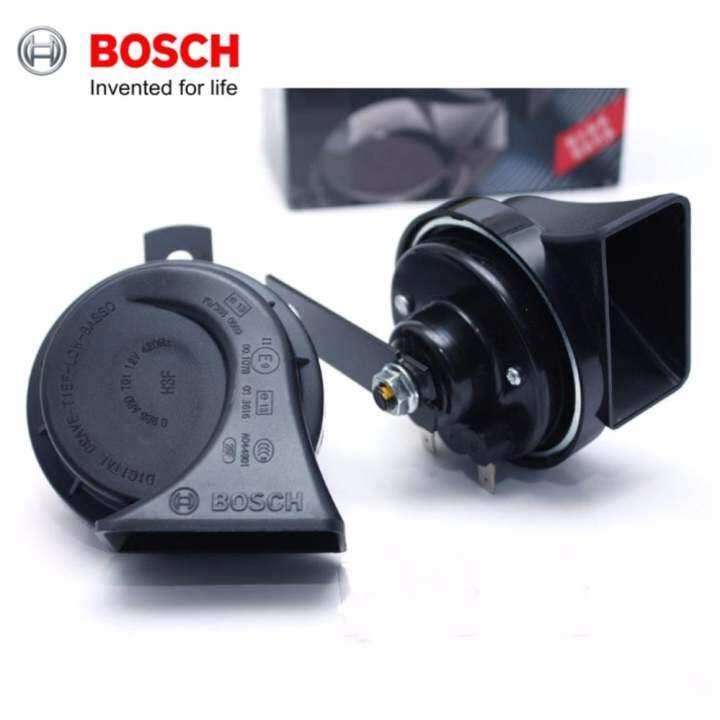 รีวิว Bosch แตรหอยโข่ง H3F Digital Fanfare 2 Tone บ๊อช แตรหอยโข่ง ดิจิตอล H3F 2 โทน