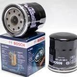 Bosch กรองน้ำมันเครื่อง สำหรับรถยนต์ Toyota 16 Vale Ae80 Ae92 At171 St191 Soluna 1996 02 Altis 2004 09 Vios 2002 13 Yaris 2004 13 Wish 2 2004 08 X 2ลูก ถูก