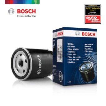 Bosch ไส้กรองน้ำมันเครื่องสำหรับ Toyota Vios ปี 2002-2013