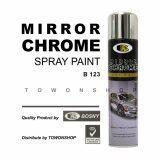 ซื้อ Bosny บอสนี่ สีสเปรย์ โครเมี่ยม กระจกเงา Mirror Chrome Spray 270Cc ใหม่ล่าสุด
