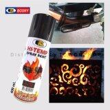 ขาย ซื้อ Bosny สีสเปรย์พ่นท่อไอเสีย ทนความร้อน 650°C Flat Black สีดำด้าน Spray Paint 4Ooml ใน กรุงเทพมหานคร