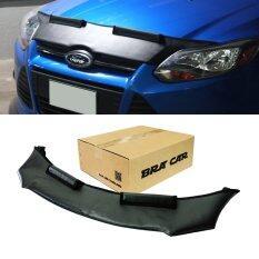 ซื้อ Bracar หน้ากากหนังกันหินกันแมลงหุ้มฝากระโปรงหน้ารถยนต์ Ford Focus 2012 ออนไลน์ ถูก
