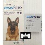ราคา Bravecto For Large Dogs รักษาการติดเห็บ และหมัดในสุนัข ชนิดเม็ด สำหรับสุนัขขนาดใหญ่ นน มากกว่า 20 40 Kg ใหม่ล่าสุด