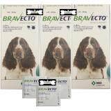ขาย Bravecto For Medium Sized Dogs รักษาการติดเห็บ และหมัดในสุนัข ชนิดเม็ด สำหรับสุนัขขนาดกลาง นน มากกว่า 10 20Kg 3 Units Bravco ออนไลน์