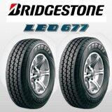 ส่วนลด สินค้า Bridgestone ยางรถยนต์บริสโตน ฃนาด 195R14 Leo677 2 เส้น