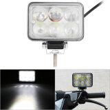 ราคา Bright Diy Motorcycle Led Lamp With Lens Square Headlight Working Light For Electrombile Scooter Car 12V 80V ฮ่องกง