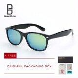 ซื้อ Bruno Dunn ผู้หญิงผู้ชายแว่นตากันแดด Polarized เลนส์โบราณกระจกรูปไข่ Steampunk แบรนด์ออกแบบขับรถ แว่นตา