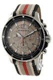 ราคา Burberry Endurance Mens Fabric Chronograph Watch Bu7600 Brown ที่สุด