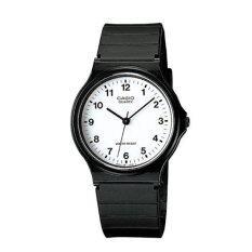 ขาย Buy1 Get 1 Casio Standard นาฬิกาข้อมือ Mq 24 7B สายยางสีดำ ใน ปทุมธานี
