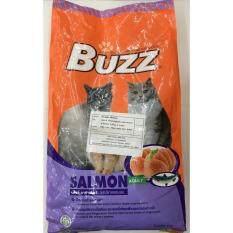 ขาย Buzz *d*lt Cat Food Salmon Flavour บัซซ์ อาหารแมวโต รสปลาแซลมอน 7Kg ถูก Thailand
