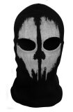 ขาย ซื้อ Call Of Duty Cosplay 03 Balaclava Ghost Skull Face Masks For Motorcycle Cycling Cs Intl ใน จีน