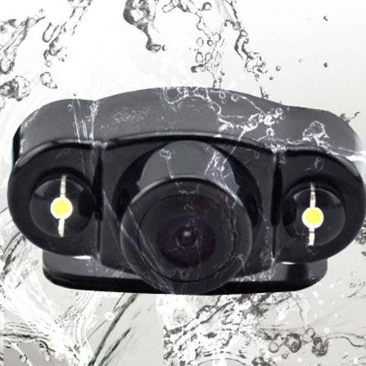 รถ 170 ° HD มุมมองด้านหลังย้อนกลับที่จอดรถกล้องกลางคืนวิสัยทัศน์กันน้ำ - นานาชาติ