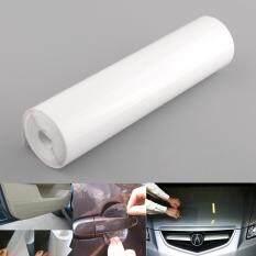 ราคา Car Bumper Hood Paint Protection Film Skin Sticker 20Cmx6M Vinyl Clear Useful Intl Unbranded Generic จีน