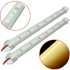 ขาย Car Clear Led 5630 Smd Interior Strip Light Bar Van Caravan Fish Tank Warm White Intl ออนไลน์