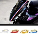 Car Diy Reflective Tape Strip Decoration Adhesive Sticker For Motorcycle Bike Bicycle Truck Intl สมุทรปราการ