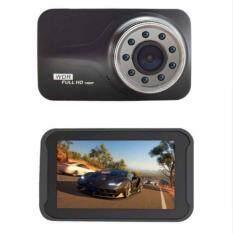 ซื้อ Car Dvr T639 9 Pcs Ir Light Night Vision Novatek Ntk96223 Fhd 1080P G Sensor 170 Degree Dash Camera Car Detector Black กล้องติดรถยนต์ มีระบบเซนเซอร์ ภาพคมชัด ออนไลน์ กรุงเทพมหานคร