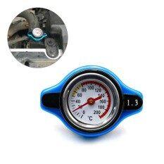 ส่วนลด Car Thermostatic Gauge Radiator Cap 1 3 Bar Small Head Water Temp Meter Intl Vwinget ใน จีน