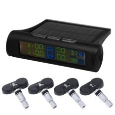 ขาย Car Tire Pressure Monitoring Intelligent System Solar Power Wireless Tpms Intl Unbranded Generic เป็นต้นฉบับ