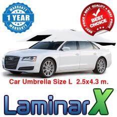 ซื้อ Car Umbrella Car Covers Car Sunclose Car Sun Shade 2017 ร่มรถยนต์ ร่มรถ ร่มจอดรถ By Laminarx Size L 2 5 X 4 3 M ถูก ใน กรุงเทพมหานคร