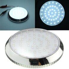 ราคา Car Vehicle 12V 46Led Interior Indoor Roof Ceiling Dome Light White Lamp Intl ถูก