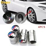 ขาย Car Wheel Tire Valves Tyre Stem Air Caps Cover Case For Bmw M F31 F34 F32 E52 E53 E60 E90 E91 E92 E93 F01 F30 F20 F10 F15 F13 M3 M5 M6 X1 X3 X4 X5 X6 Emblem Auto Accessories Car Stying Stainless Steel 4Pcs Set Intl จีน ถูก
